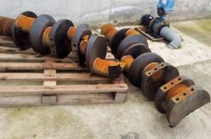 albero di trasmissione rotto motore diesel weichai per gruppo elettrogeno